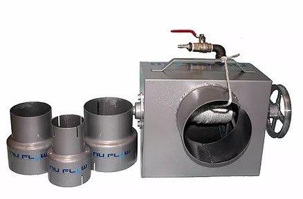 Nu Flow Plastic Inverter