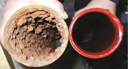 Nu Line Epoxy Pipe Repair